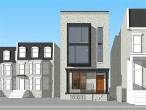 Modern Row House by Modern Row Houses Plans Joy Studio Design Gallery Best