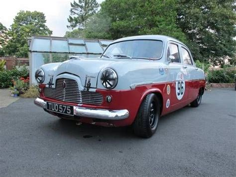 ford zephyr zodiac mk goodwood race car  sale