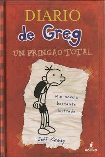 diario de greg un 1933032529 mis libros diario de greg un pringao total jeff kinney