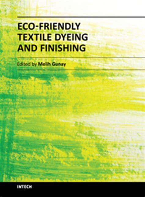 eco friendly textile dyeing  finishing edited  melih