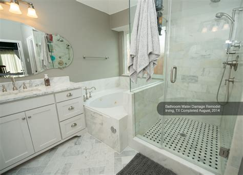 how to clean a flooded bathroom emergency shower bathtub overflow prevention tips