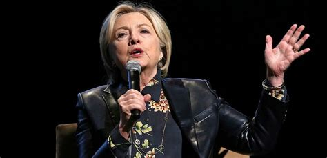 is she okay hillary clinton slips down the stairs while latest mirror news
