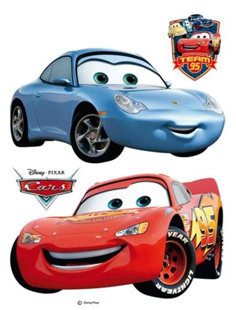 Disney Cars Aufkleber Kaufen by Cars Lightning Mcqueen Und Sally Sticker Online Im