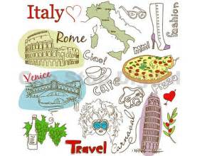 instant download italy clip art digital italy rome clipart