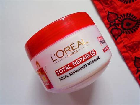 Harga Wash L Oreal loreal total repair 5 hair mask 200ml daftar harga