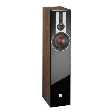 Floor Speakers Pair by Dali Opticon 5 Floorstanding Speaker Pair Light Walnut
