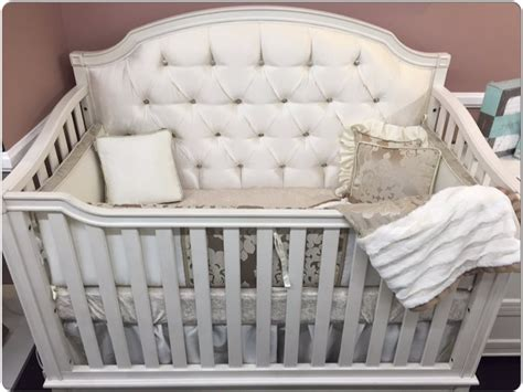 Tufted Baby Crib Cribs In Los Angeles Ca Only Furniture
