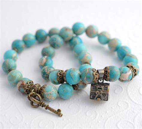 beaded charm bracelets beaded stretch bracelets jewelry