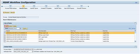 sap grc workflow configuration sap grc brf plus flate rule grc integration