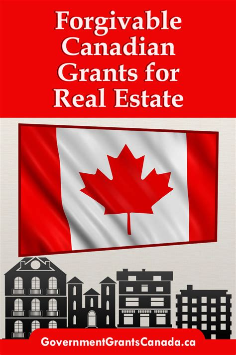 government grants books real estate investing preig canada