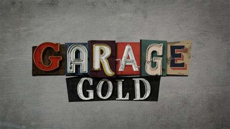 Garage Gold | garage gold diy