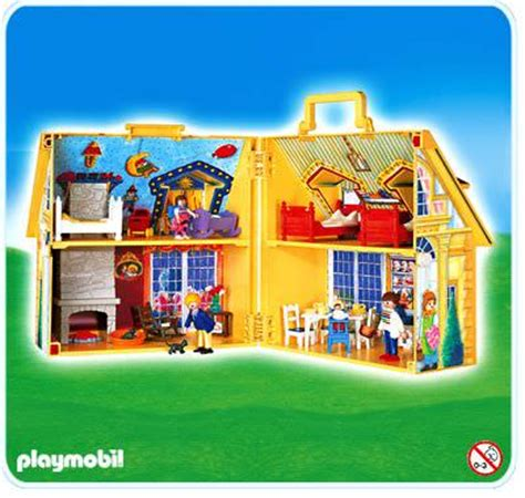 playmobil take along doll house playmobil set 4145 my take along doll house klickypedia