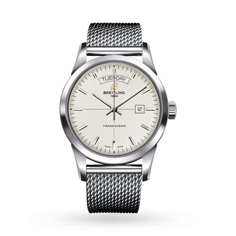 breitling transocean day date luxury watches watches