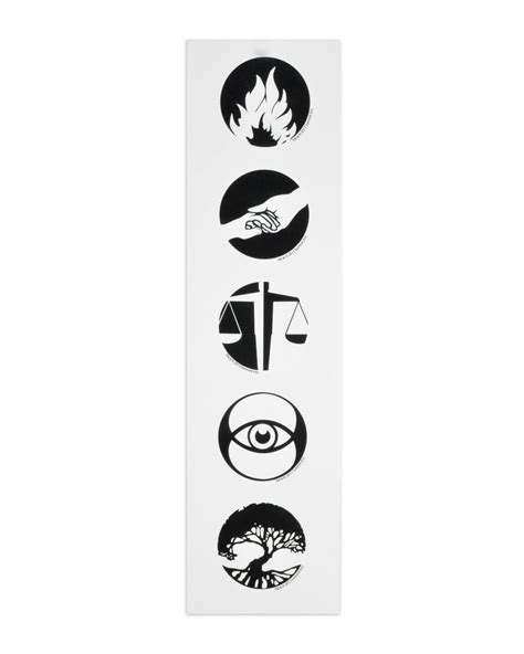 divergent temporary tattoos divergent faction symbols temporary tattoos necaonline