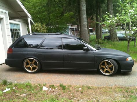 custom subaru legacy speeds2much 1996 subaru outback specs photos