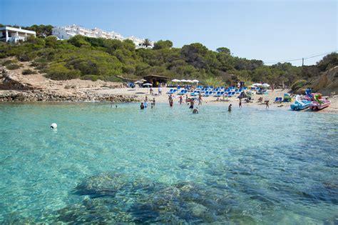 Design House Interiors by Ibiza Beaches Cala Codolar White Ibiza