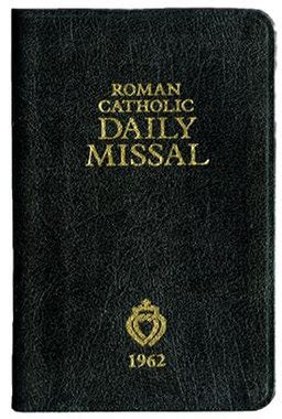 the roman missal 1962 english and latin edition roman sisters of carmel 1962 roman catholic daily missal