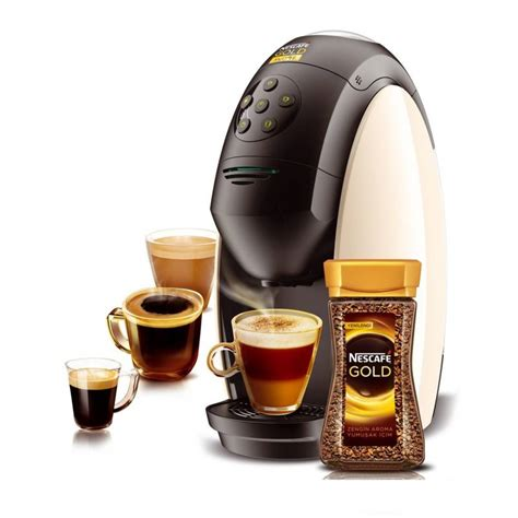 Nescafe Coffee Machine nescafe mycafe gold cappuccino latte sparkling coffee