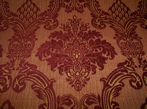 red gold upholstery fabric canyon red gold jacquard fabric upholstery fabric 83 ebay