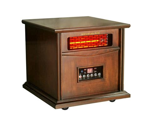 infrared heat l home depot deals and reviews for heat wave sussex infrared heater at