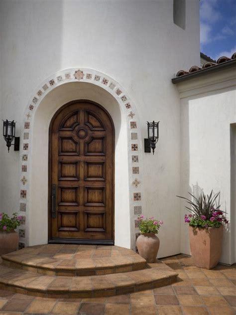 mediterranean style front doors best 25 front door ideas on