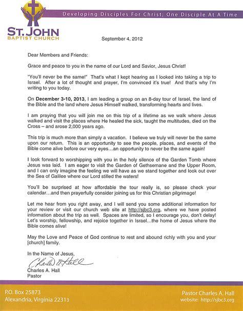 revival invitation letter