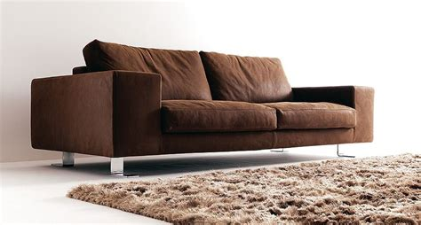 big square sofa two seater sofa upholstered in leather or cloth big square