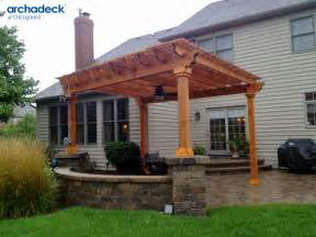 Pergola Shading by Pergola Design Ideas Create The Shade You Want In Your