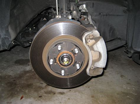 toyota brakes toyota camry front brake pads replacement diy guide 004