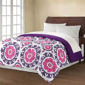 Mainstays suzani printed bedding comforter modern comforters and