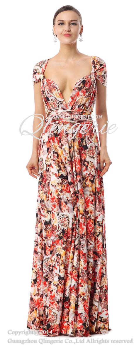 2017 changeable a line waist floral knit floor
