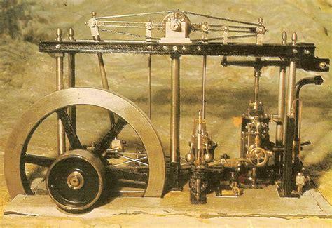 barco a vapor de james watt maquinaria xviii maquina vapor de james watt la