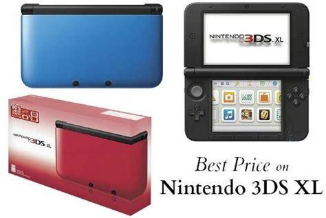 nintendo 3ds xl best price best price on nintendo 3ds xl in stock now