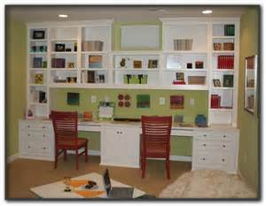 wall desk units built in desk and bookcase house ideas