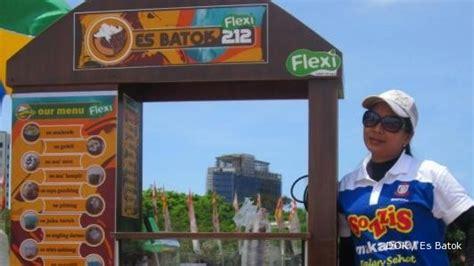 Jual Batok Kelapa Sulawesi sai teler mereguk laba kedai es teler
