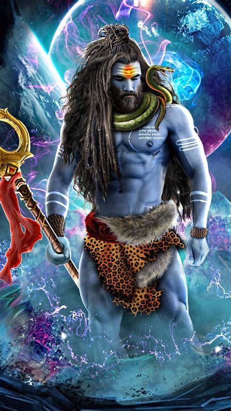 lord shiva art iphone wallpaper iphone wallpapers