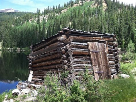How To Build A Primitive Cabin by Primitive Log Cabin Placeology