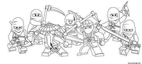 ninjago coloring pages season 5 coloriage lego marvel vs ninjago lego dessin