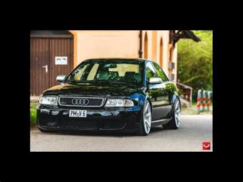audi rs4 b5 tuning audi rs4 b5 limousinen umbau tuning by 20 zoll vossen