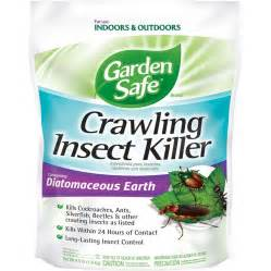 diatomaceous earth food grade home depot shop garden safe diatomaceous earth 4 pound s insect