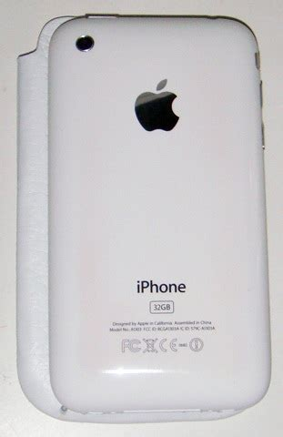white iphone gs discoloration due   party cases  overheating mac rumors