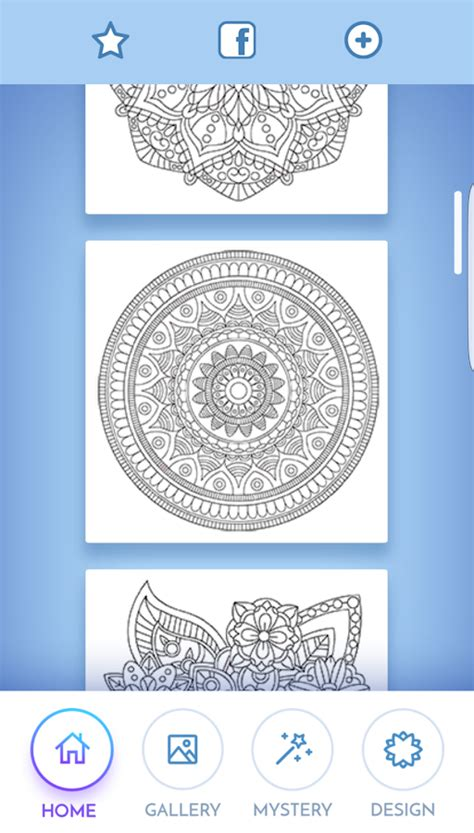 mandala coloring pages google play mandala coloring for adults android apps on google play