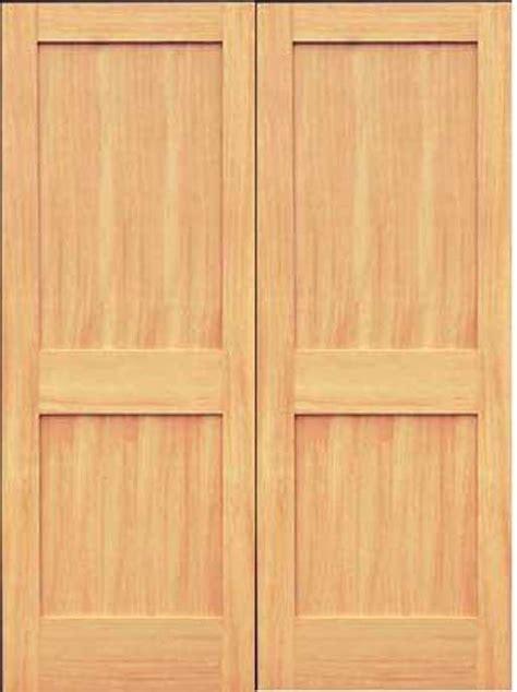 2 panel interior doors benefits