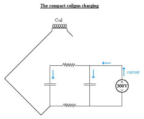 coilgun capacitor circuit coilgun capacitor circuit 28 images nickersonm s coilgun page capacitor bank schematic