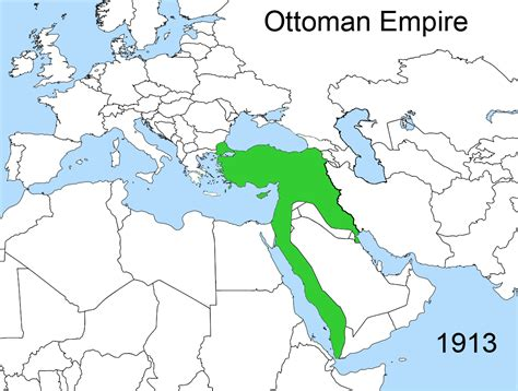 A Nation Carved Out Of The Arab Parts Of The Ottoman