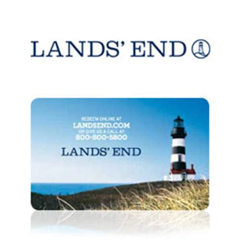 Lands End Gift Card - buy lands end 174 gift cards at giftcertificates com