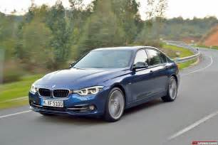 Bmw Series 3 Official 2016 Bmw 3 Series Facelift Gtspirit