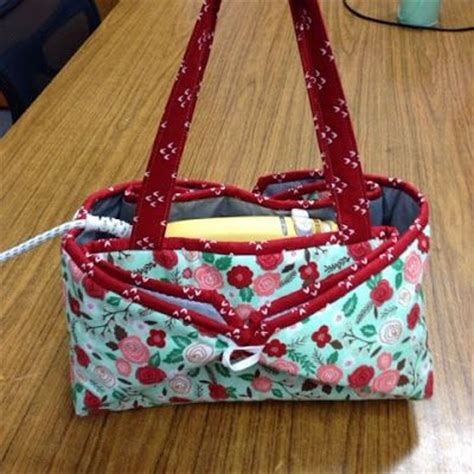 iron tote bag pattern iron caddy tote free pattern the o jays and blog