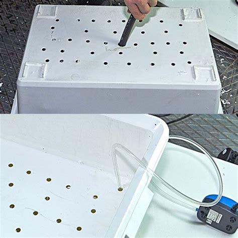 vasca idroponica come costruire un sistema idroponico attivo a goccia fai