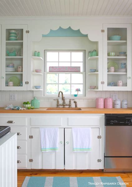 beach cottage kitchen ideas cottage style tracey rapisardi style